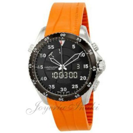 Reloj Hamilton Khaki Flight Timer