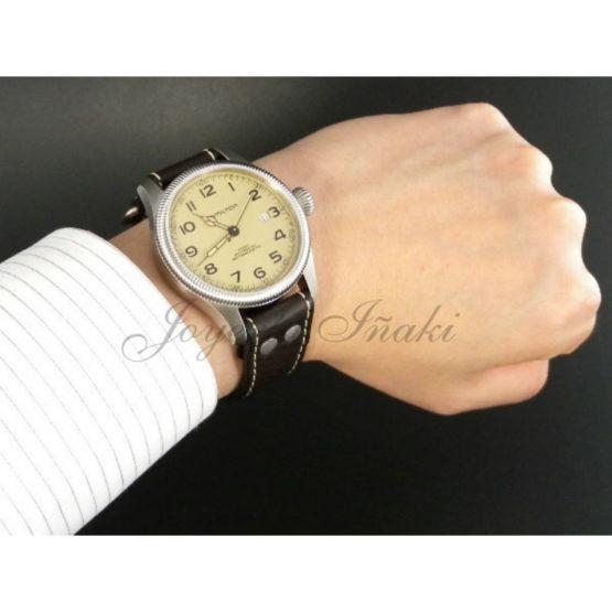 Reloj modelo Khaki Field Pioner para hombre