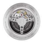 Detalle de la esfera del Tissot PRS 516 powermatic 80