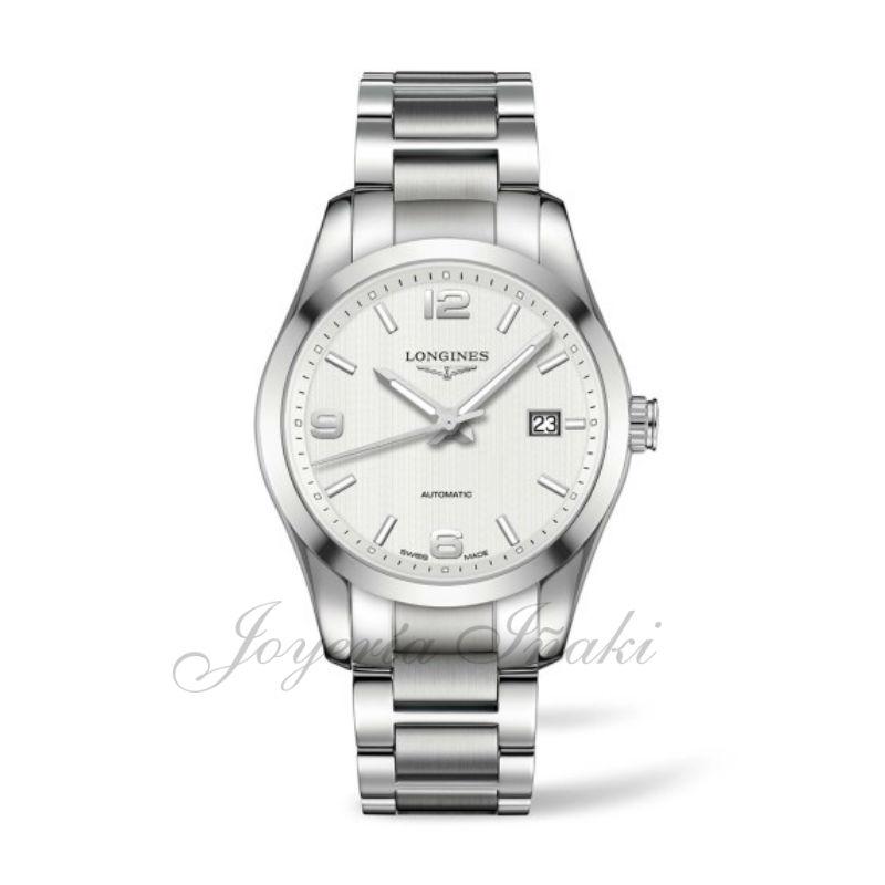 Longines L27854766 Caballero Conquest Reloj Clasic qSUGzVMp