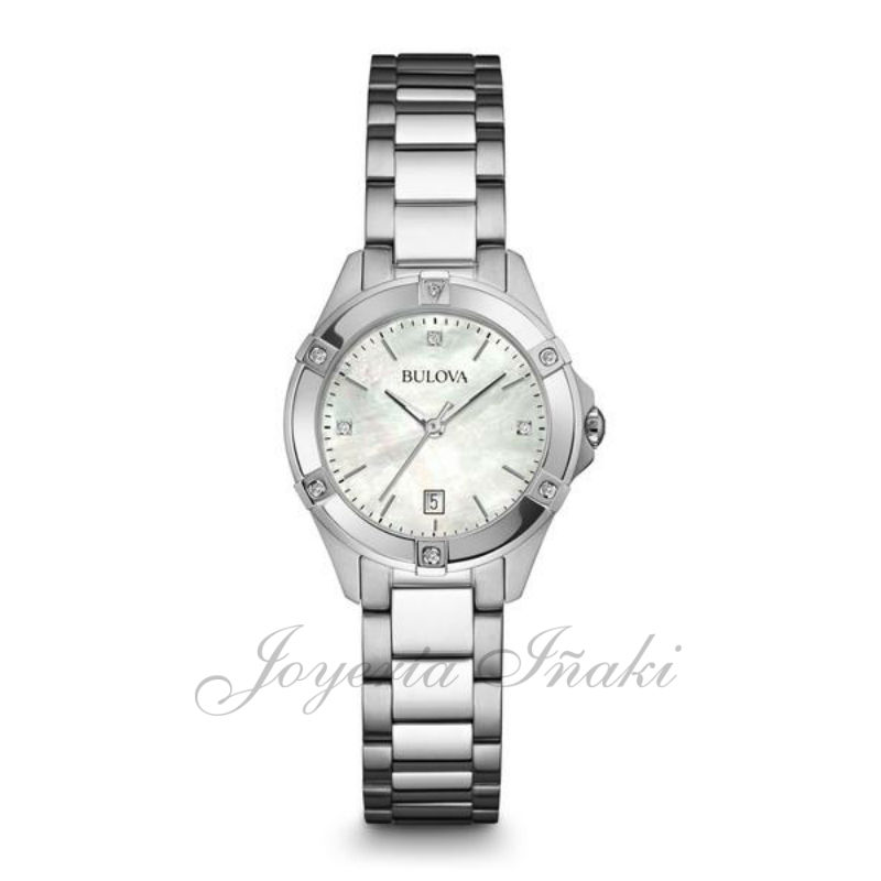 2fb756548f7f ... Reloj Bulova Señora Diamantes 96W205. ¡Oferta! Venta online - el mejor  precio