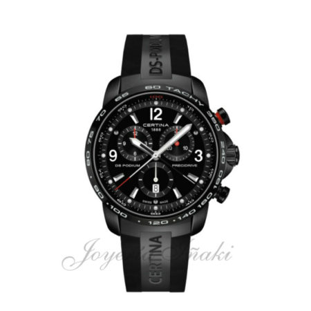 Reloj Certina Caballero ds podium chronograph 1-1000 C001.647.17.057.00