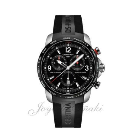 Reloj Certina Caballero ds podium chronograph 1-1000 C001.647.27.057.00