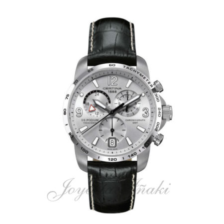 Reloj Certina Caballero ds podium chronograph gmt C001.639.16.037.00