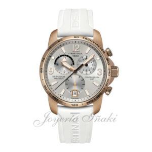 Reloj Certina Caballero ds podium chronograph gmt aluminium C001.639.97.037.01