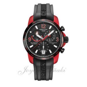 Reloj Certina Caballero ds podium chronograph gmt aluminium C001.639.97.057.01