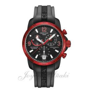 Reloj Certina Caballero ds podium chronograph gmt aluminium C001.639.97.057.02