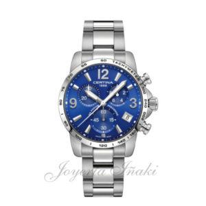 Reloj Certina caballero Ds Podium Chronograph 1-10 sec C034.417.11.047.00