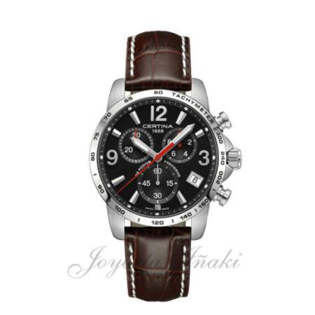 Reloj Certina caballero Ds Podium Chronograph 1-10 sec C034.417.16.057.00