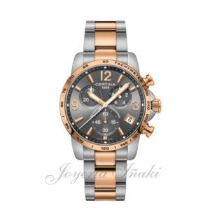 Reloj Certina caballero Ds Podium Chronograph 1-10 sec C034.417.22.087.00