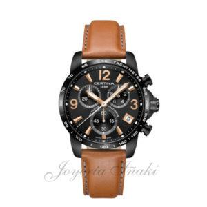 Reloj Certina caballero Ds Podium Chronograph 1-10 sec C034.417.36.057.00