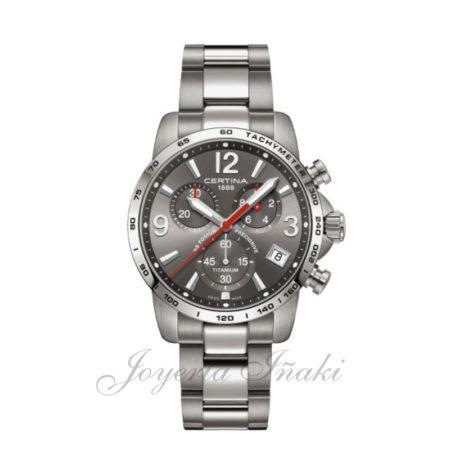 Reloj Certina caballero Ds Podium Chronograph 1-10 sec C034.417.44.087.00