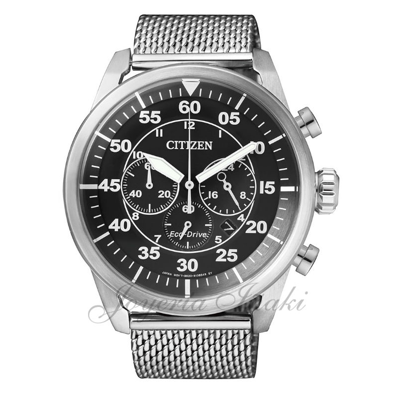 35def48b03ff Reloj Citizen Eco Drive Aviator Chrono CA4210-59E