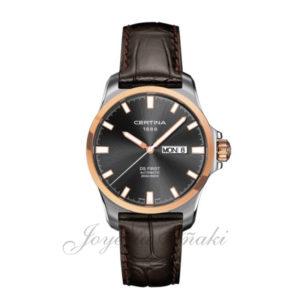 reloj Certina Caballero coleccion aqua Ds AFirst Day DatenAutomatic C014.407.26.081.00