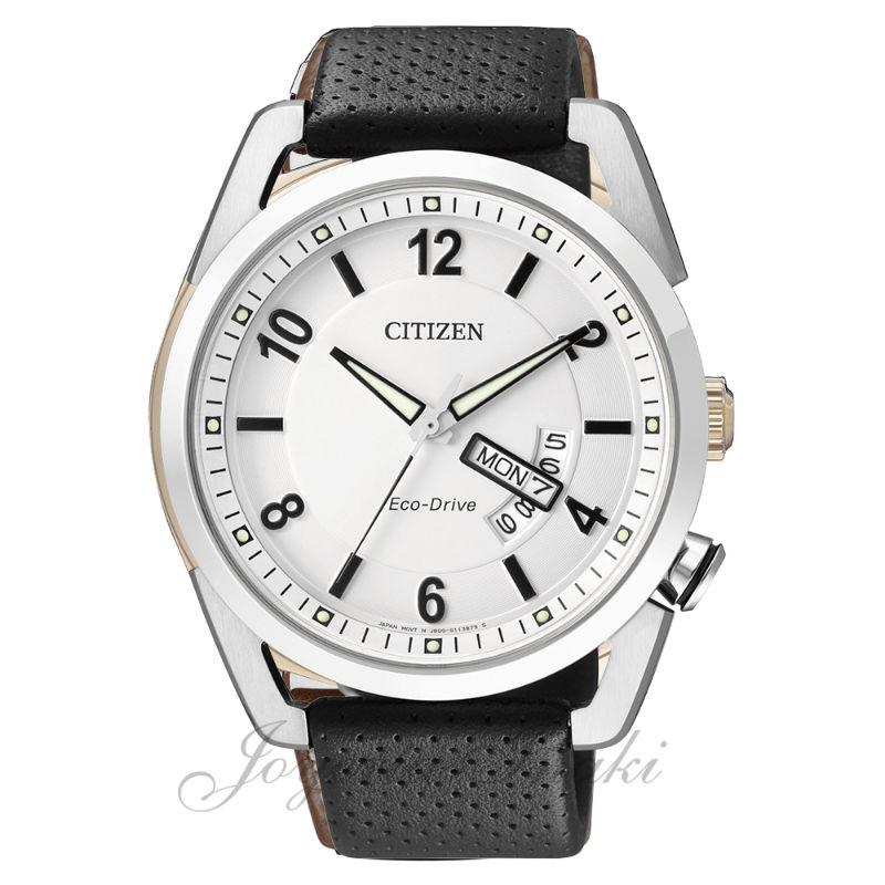 755a150b60ba Reloj Citizen Eco Drive de caballero AW0010-01A