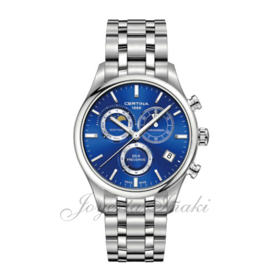 Certina Caballero Coleccion Urban Ds 8 Chronograph Moon Phase C033.450.11.041.00