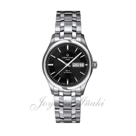 Reloj certina Coleccion Urban Ds-4 Day Date Automatic C022.430.11.051.00