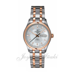Reloj certina Coleccion Urban Ds-4 Day Date Automatic C022.430.22.031.00