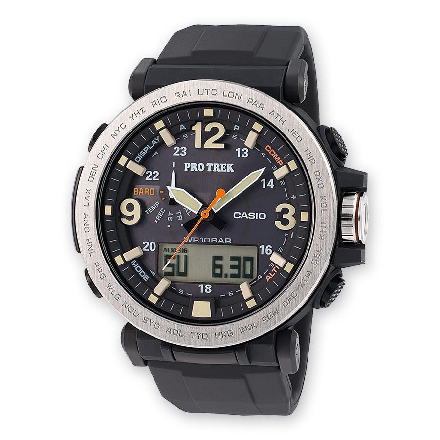Prg 1er Pro Trek Casio Reloj 600 76ybfYgv