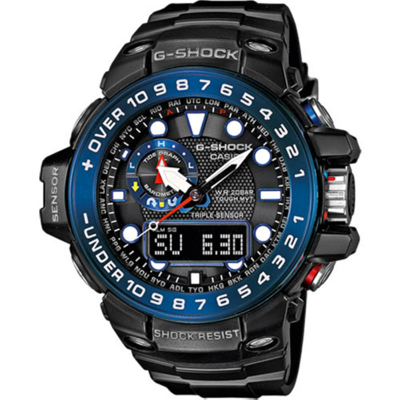 1442540fb Reloj Casio G-Shock caballero GWN-1000B-1BER - Relojería y Joyería Iñaki