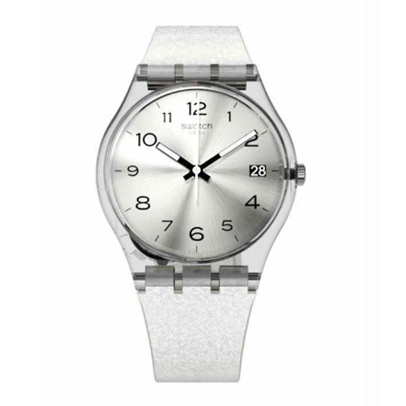 Reloj 5ajl4r Gm416c Silverblush Swatch Hombre sQrxdthC