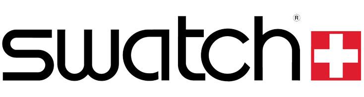 relojes swatch logo